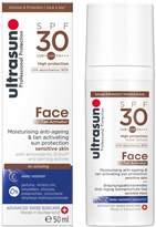 Ultrasun Ultra Sun 30SPF Face Tan Activator 50ML