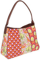 Amy Butler Women's Opal Fashion Bag - Temple Tulips Tangerine Hobo Handbags