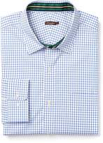 J.Mclaughlin Gramercy Classic Fit Shirt in Graphic Check