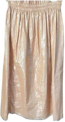 Polder Pink Glitter Skirt for Women