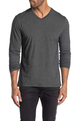 Robert Barakett Royce Stripe Long Sleeve T-Shirt
