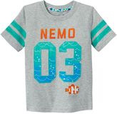 """Disney Pixar Finding Dory Nemo Toddler Boy """"03"""" Applique Tee by Jumping Beans®"""