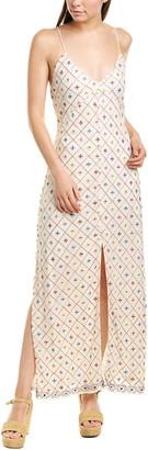 Tularosa Sleeveless Linda Maxi Dress
