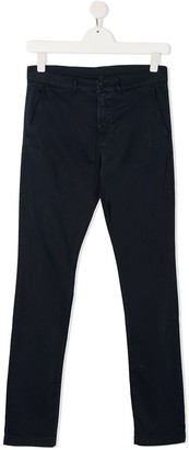 North Sails Kids TEEN mid-rise slim-fit chinos