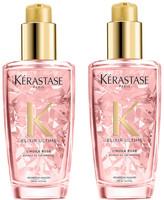Kerastase Elixir Ultime Rose Hair Oil Duo 100ml