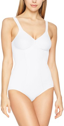 Triumph Women's Modern Soft + Cotton Bs Not Applicable Non-Wired Shaping Full Slip