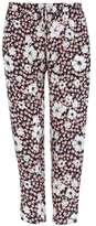 Wallis Petite Daisy Print Trouser