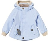 Mini A Ture Cerulean Blue Wally Jacket