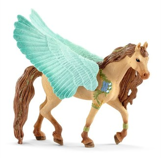 Schleich Hand-Painted Figure Pegasus Stallion
