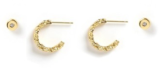 Arms Of Eve Golda Earring Stack