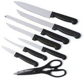 Chicago Cutlery Basics 15 Piece Poly Knife Block Set
