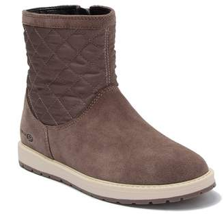Geox Noha Jr. Faux Fur Lined Boot (Toddler, Little Kid, & Big Kid)