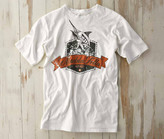 Madda Fella Short Sleeve Excursions Badge Sail White