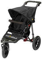 N. Out 'N' About Nipper 360 Single V4 Pushchair, Black