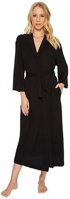 Donna Karan Modal Spandex Jersey 48 Robe