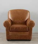 L.L. Bean Bean's Leather Lodge Chair
