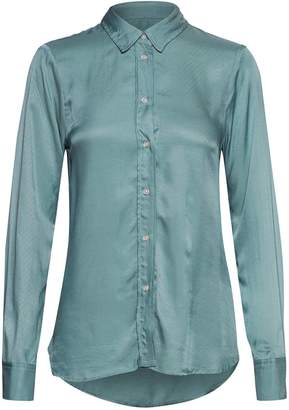 Soaked In Luxury Button-Down Blouse