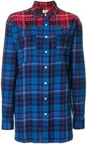 Tommy Hilfiger Tommy x Gigi checked shirt