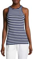 Beyond Yoga Women's Stripe Crewneck Tank