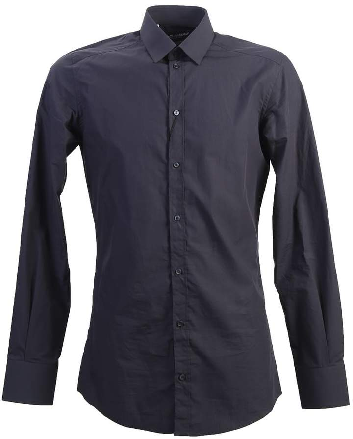Dolce & Gabbana Gold Fit Cotton Shirt