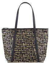 Harrods Heritage Logo Tote Bag
