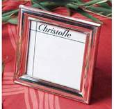 Christofle Albi Sterling Silver 5x7 Picture Frame