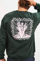 Urban Outfitters Poison The Youth Mental Break Crew Neck Sweatshirt