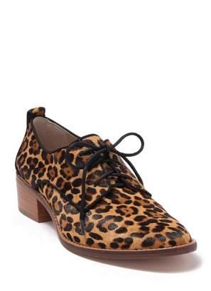 Louise et Cie Fenn Block Heel Leather Derby