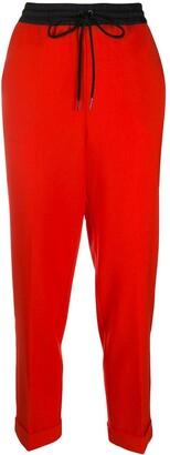 P.A.R.O.S.H. Drawstring-Waist Trousers