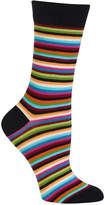 Hot Sox Women's Stripe Trouser Socks