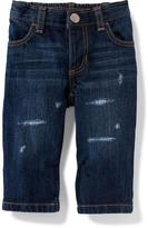 Old Navy Rip-and-Repair Jeans for Baby