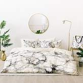 Deny Designs Chelsea Victoria Marble Bed-in-a-Bag, Queen