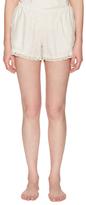 Gold Hawk Classic Lace Silk Short