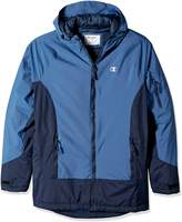 Champion Men's Tall Size Technical Ripstop Ski Jacket with Hood