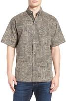 Reyn Spooner Men's Pine Place Sport Shirt