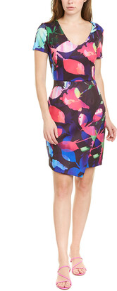 trina Trina Turk Trina By Trina Turk Cavan Sheath Dress