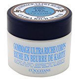 L'Occitane Shea Butter Ultra Rich Body Scrub, 7 Oz