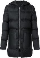 Rick Owens padded coat