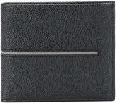 Tod's embossed billfold wallet