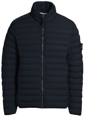 Stone Island Chambers Loom Quilted Jacket