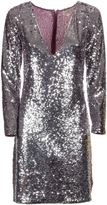 Amen Sequin Embellished Dress