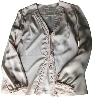Gat Rimon Pink Silk Tops