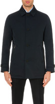 HUGO BOSS Overcoat-style shell jacket