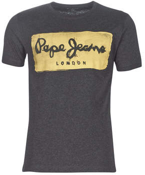 Pepe Jeans CHARING men's T shirt in Grey
