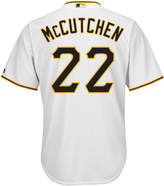 Majestic Men's Pittsburgh Pirates Andrew McCutchen Cool Base Replica MLB Jersey