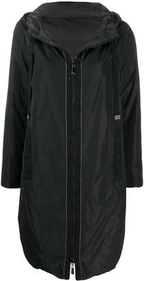 Peserico Padded Hooded Coat