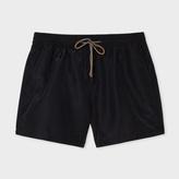 Paul Smith Men's Black Swim Shorts