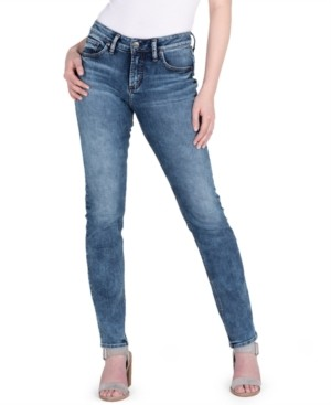 Silver Jeans Co. Avery Straight Jeans