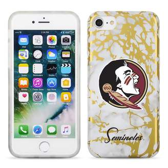 Unbranded Florida State Seminoles Marble iPhone 6/6s/7/8 Plus Case