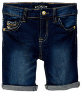 XOXO Stretch Denim Bermuda (Little Girls)